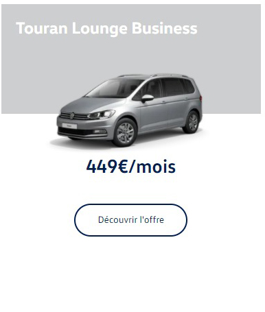 Touran Lounge Business