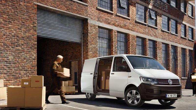 Transporter Van - 0